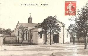 Ancienne église de l'Immaculée Conception de Billancourt
