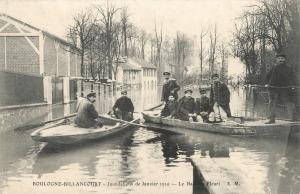 Hameau Fleuri8 Crue de 1910