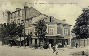 Place Nationale 1907