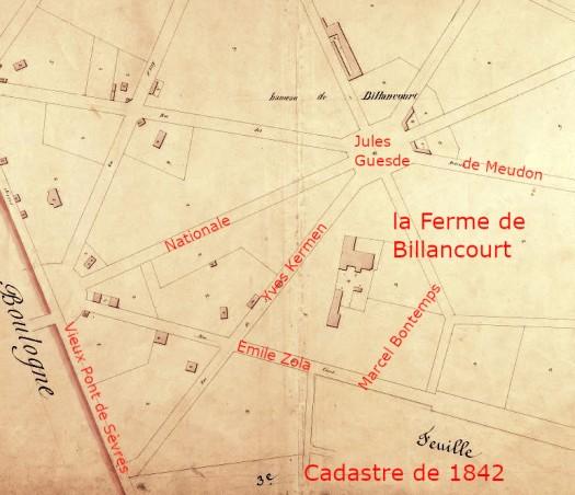 Cadastre de 1842
