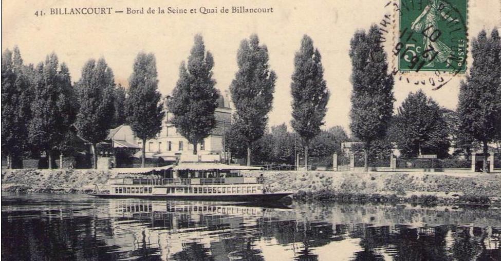 Quai de Billancourt (Georges Gorse & Stalingrad)