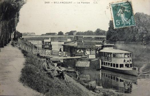 Quai de Billancourt (Georges Gorse / Stalingrad)