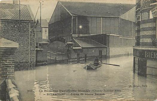 Renault crue de 1910