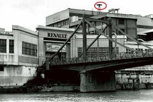Sirène des usines Renault