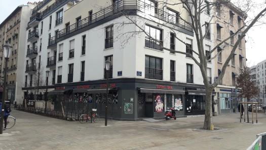 Sushi Bar place Jules Guesde