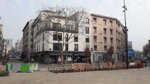 Place Jules-Guesde Grand Comptoir du Point-du-Jour 2020