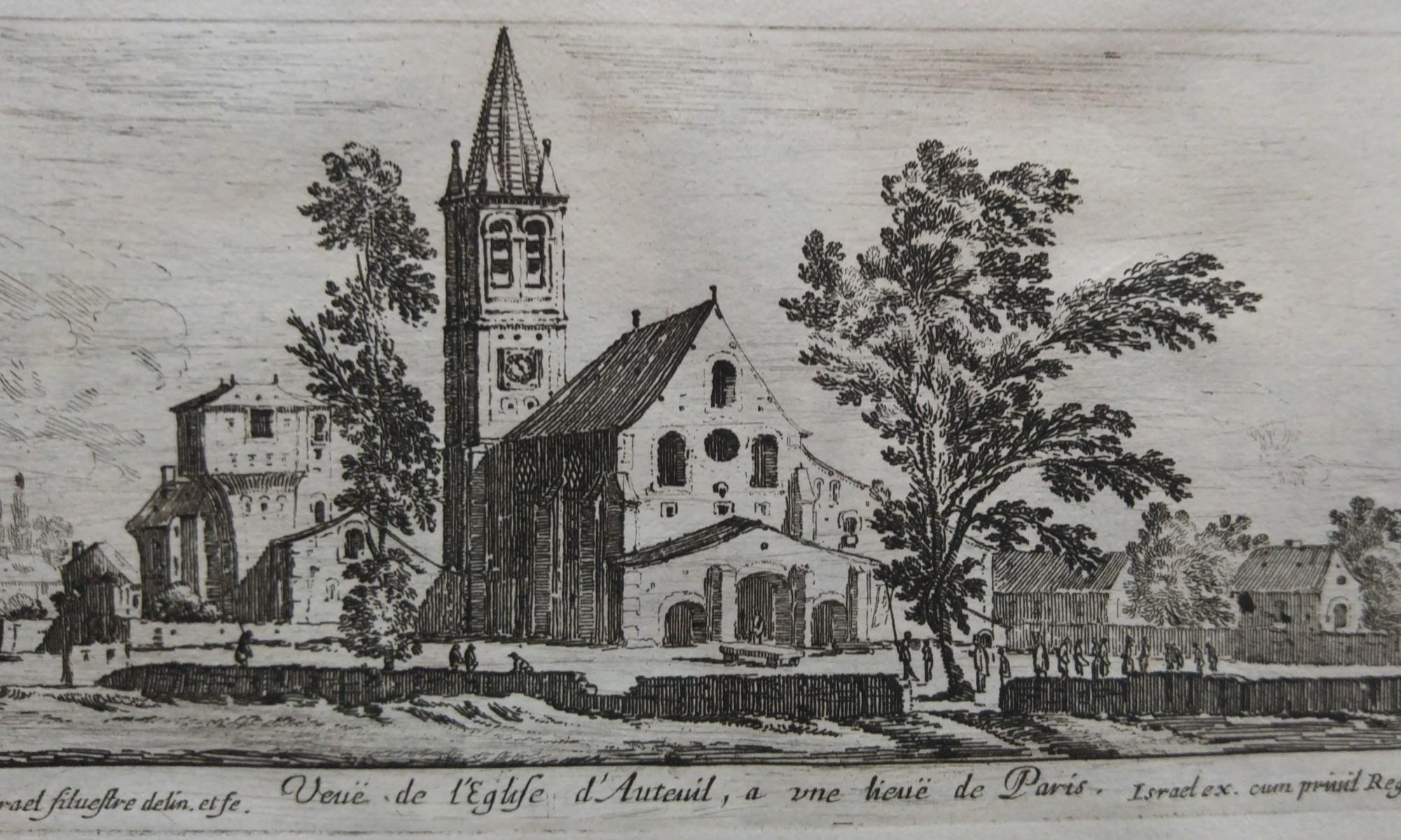 Ancienne église d'Auteuil