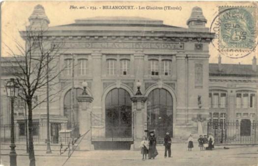 Les Glacières 1908