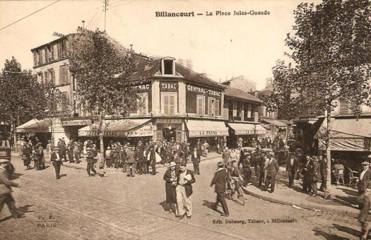Place Jules Guesde
