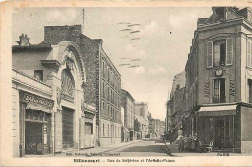 Artistic Palace rue de Solférino