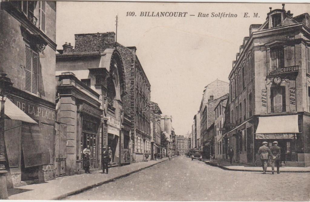Mignon Palace rue de Solferino