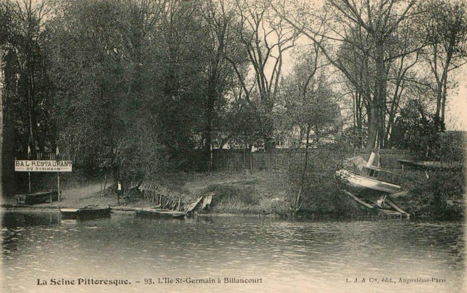 Ile Saint-Germain Robinson