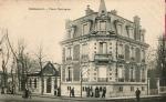 Belle maison Bican sur la Place Nationale
