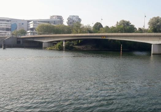 Pont d'Issy 2020