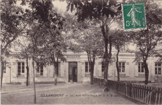 Cours Sévigné Ecole Ste Elisabeth