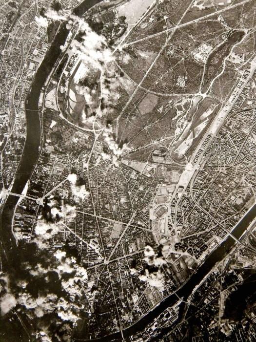 Bombardement de Billancourt en 1943
