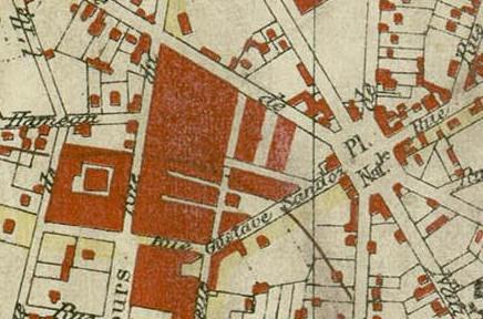 Cadastre 1905 la ferme