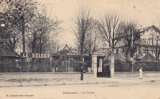 Quai de Billancourt Leon's