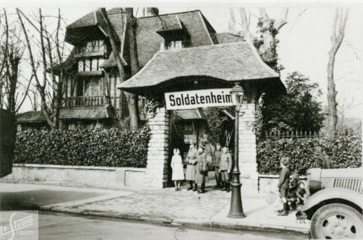Quai de Billancourt Select Soldatenheim