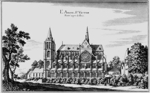 Abbaye Saint-Victor des Prés