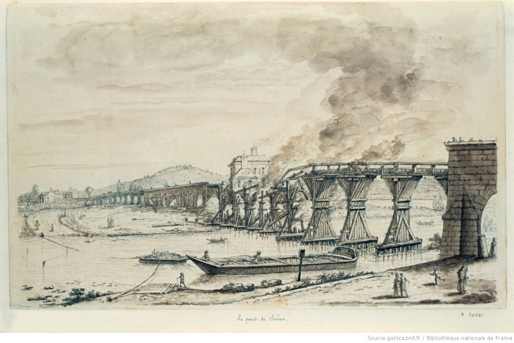 Incendie du Pont de Sèvres