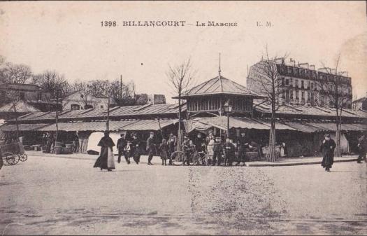 Photo 2 - vue depuis la place du marché