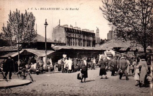 Photo 3 - vue depuis la place du marché