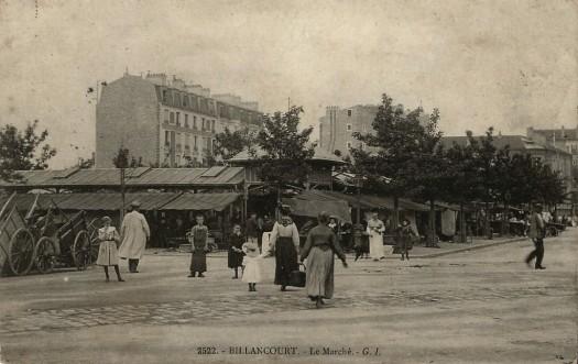 Photo 4 - vue depuis la place du marché