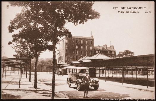 Photo 8 - Vue vers l'hôtel Bijou. cette portion de rue n'existe plus