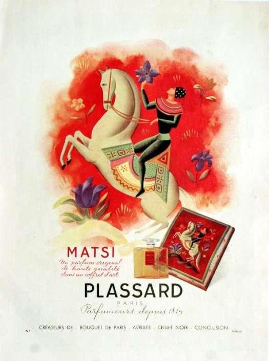 Parfum Matsi Plassard