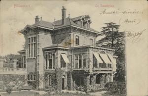 Photo 6 Sanatorium, bâtiment de la direction
