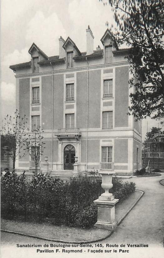 Sanatorium Pavillon des enfants