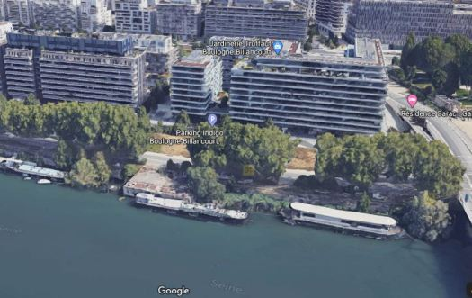 le port de voiliers en 2020 (Truffaut)