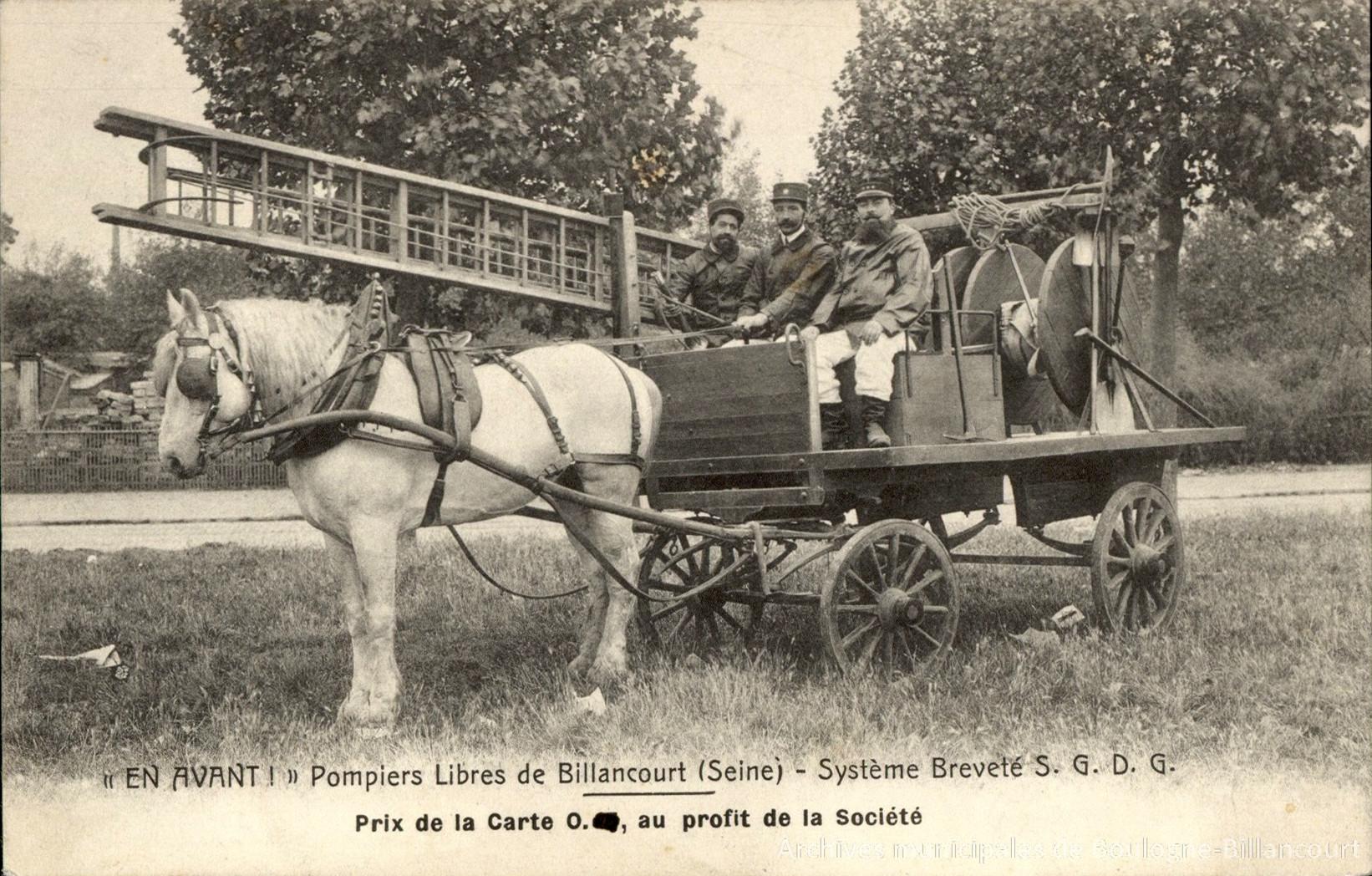 Pompiers libres de Billancourt2