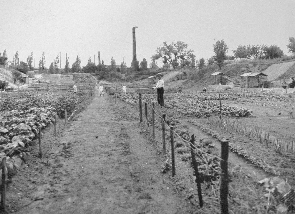 Ile Seguin-Jardins ouvriers pour les personnels de l'entreprise Renault-1920_02_Renault com