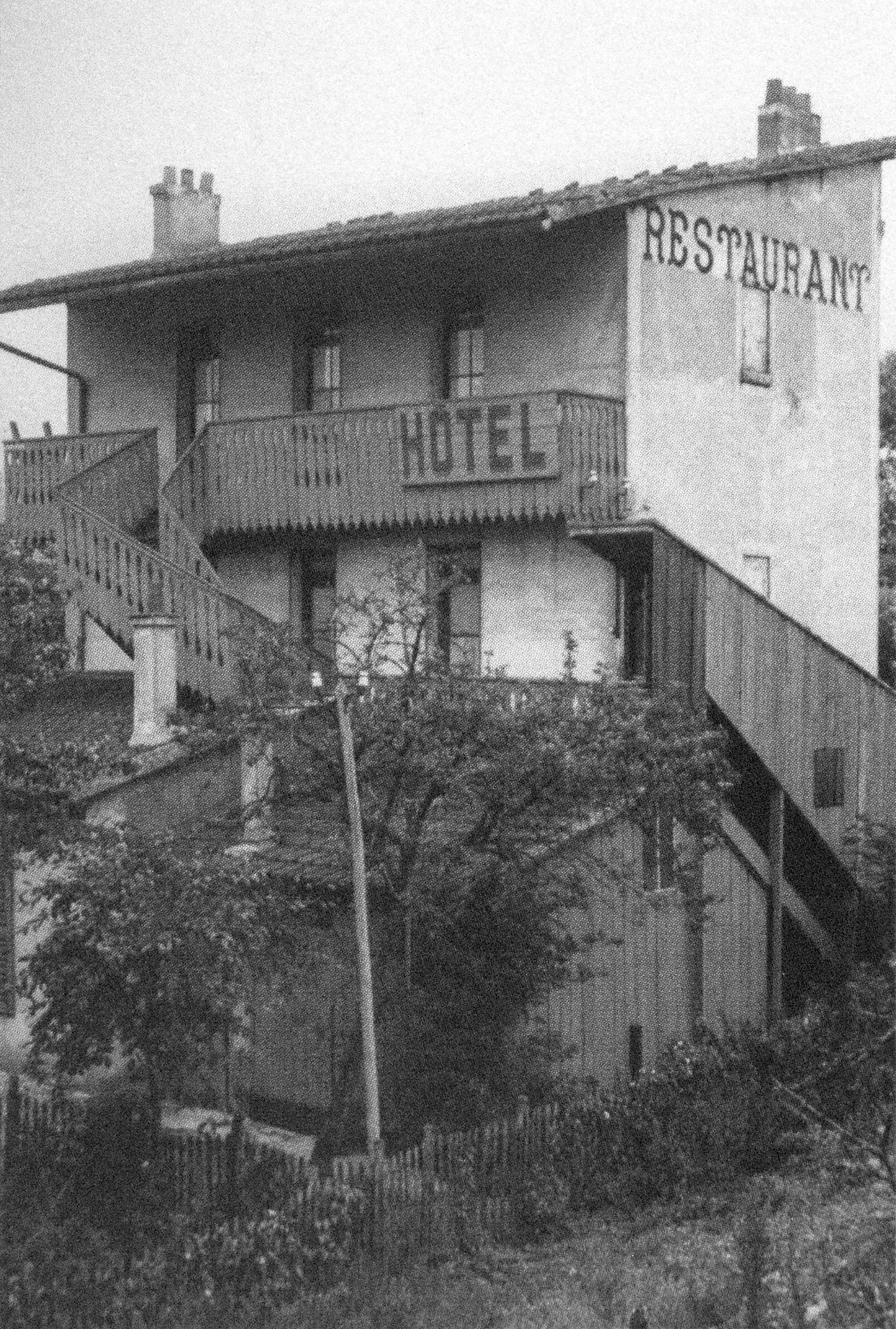 Hôtel Restaurant Sarreste-1919_Renault com