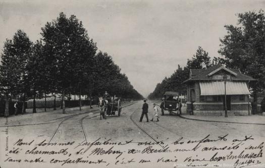 Route de Versailles et Octroi