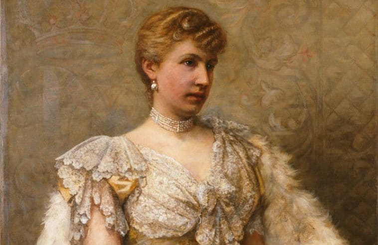 Alice Heine princesse de Monaco