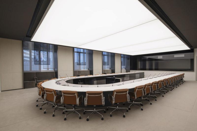 Intérieur bâtiment Dreyfus 2019
