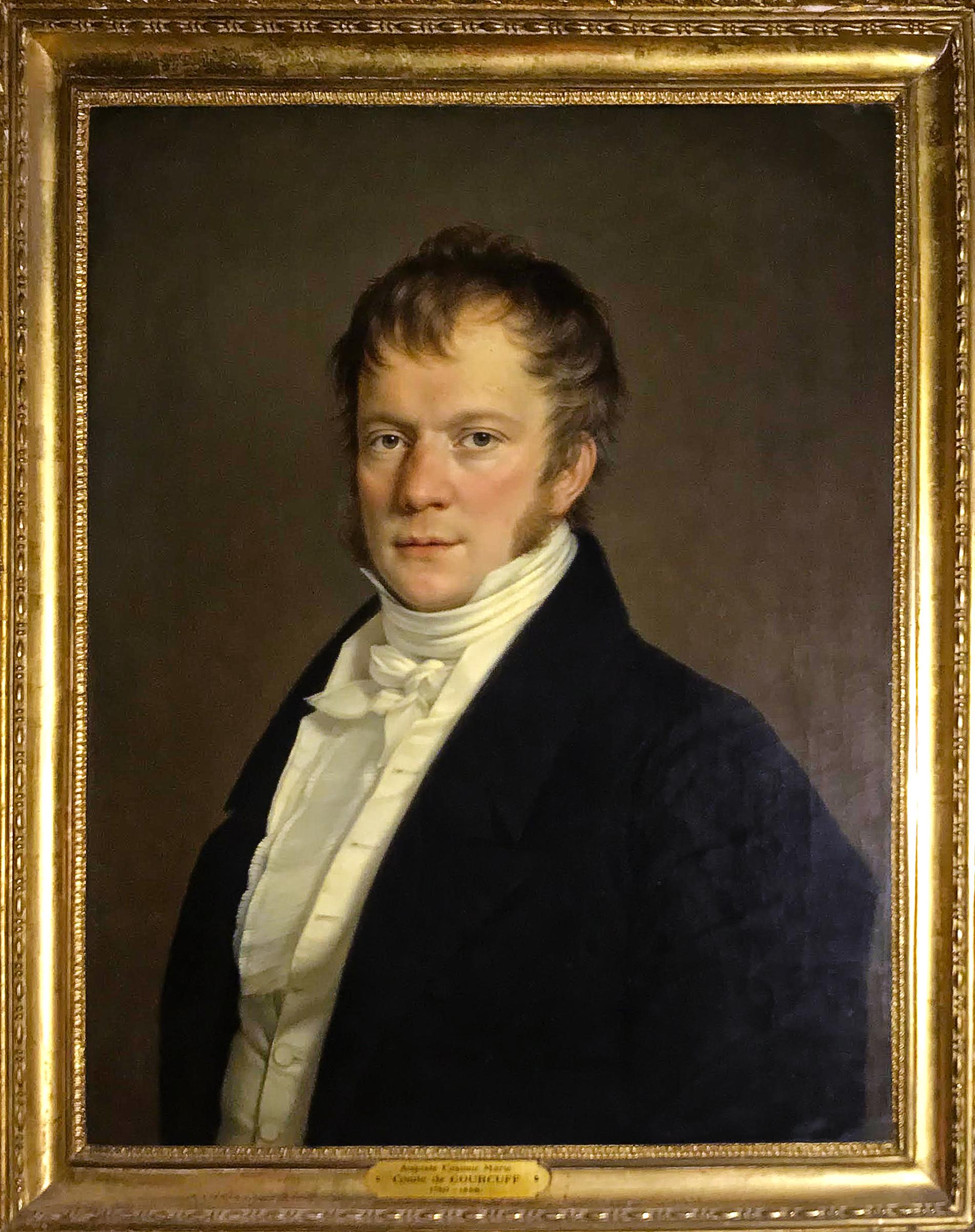 Auguste Casimir Marie comte de Gourcuff_1780-1866 par François Gerard (a conf)