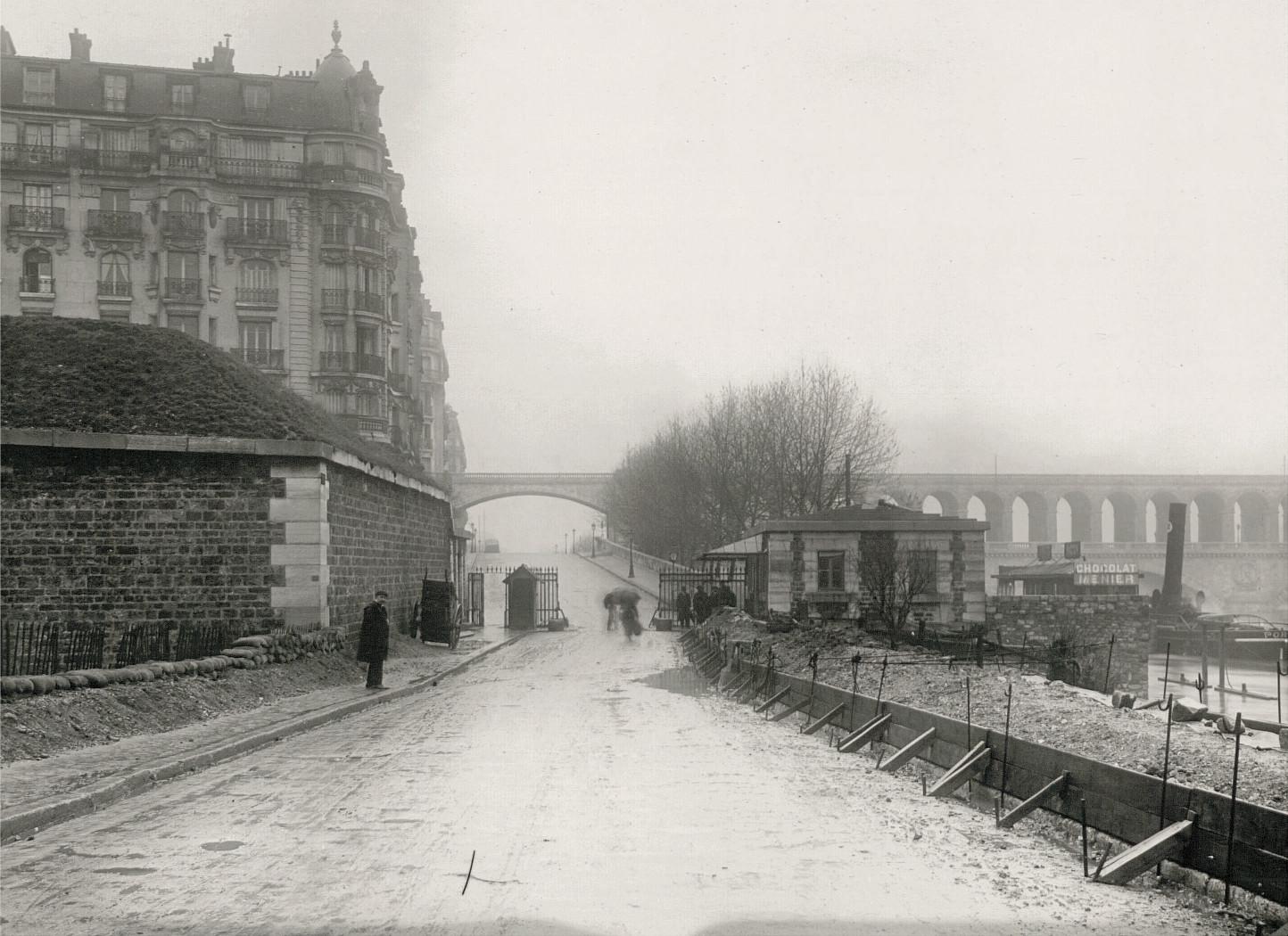 Porte de Billancourt archives numérisées de Paris