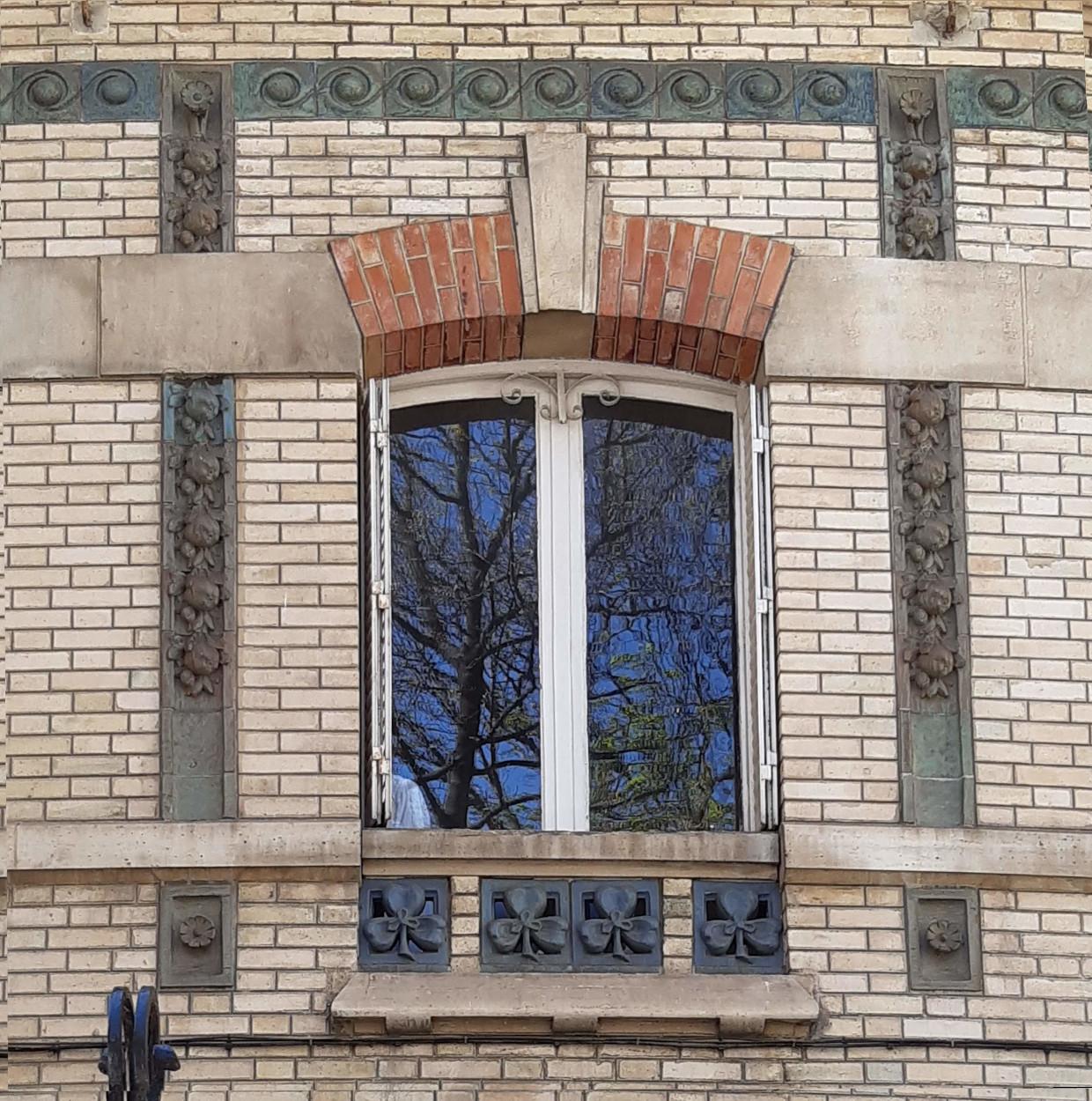 Fenêtre 272 boulevard Jean Jaurès