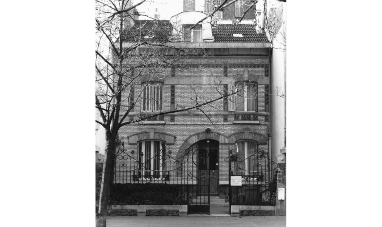 Maison du 272 boulevard Jean Jaures