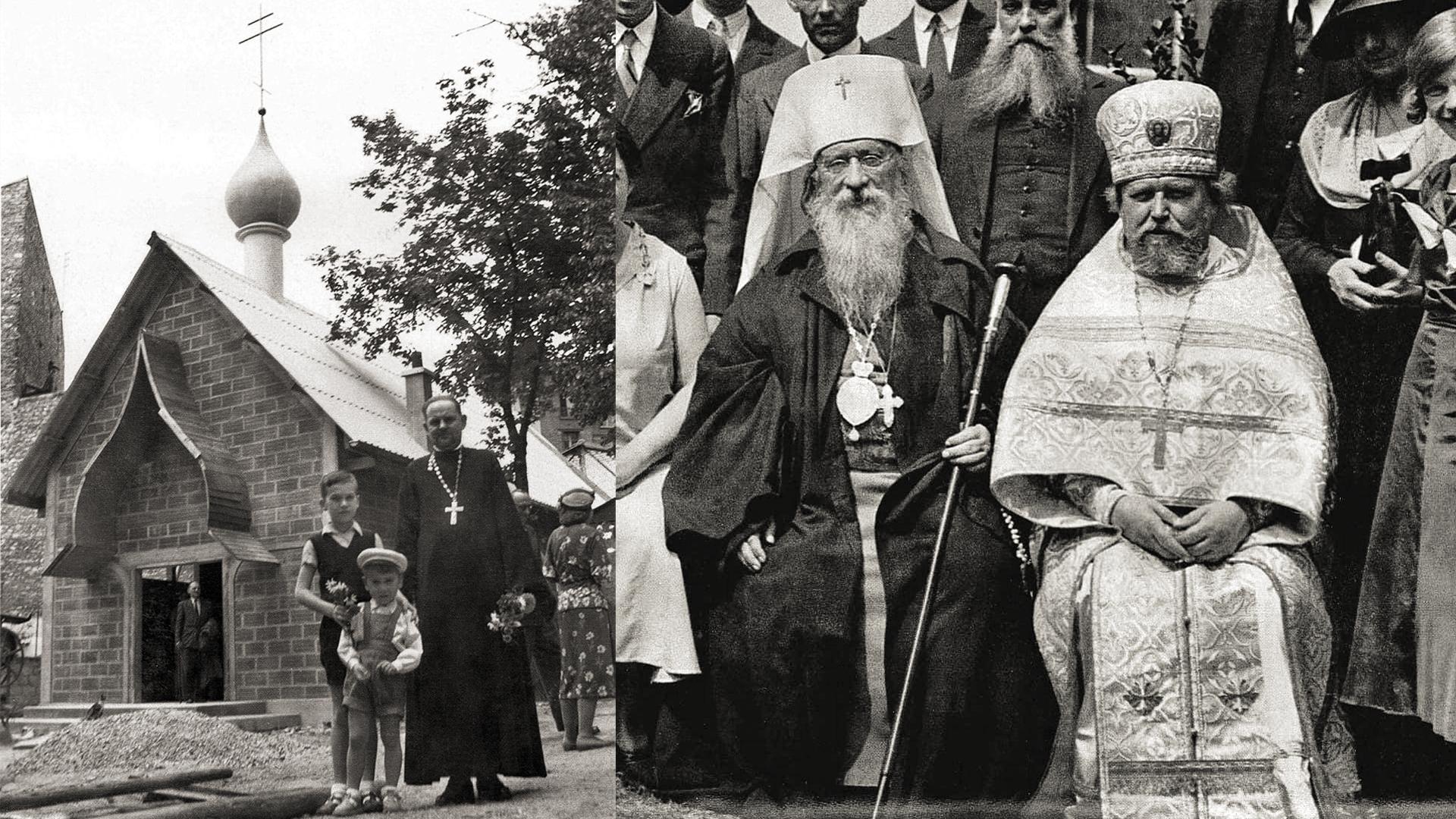 Eglise orthodoxe Montage 16-9