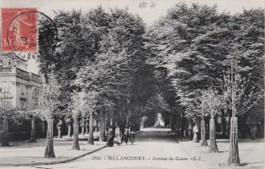 Avenue du Cours 1907 Steve Legere
