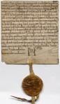Charte de 1150 - AN