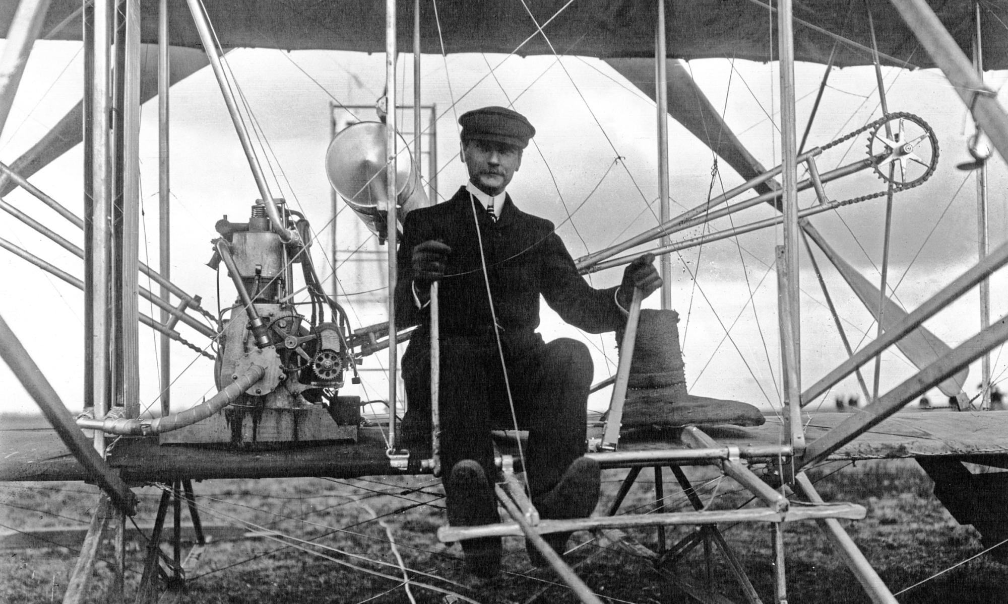 Comte de Lambert en 1909