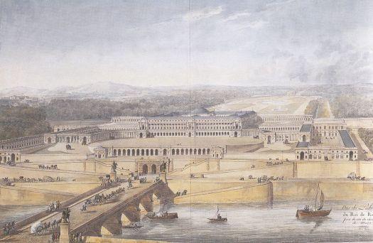Palais du Roi de Rome sur la colline de Chaillot (abandonné) - Wikipedia