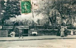 Billancourt-Quai du point du jour-Restaurant du père lapin-TD