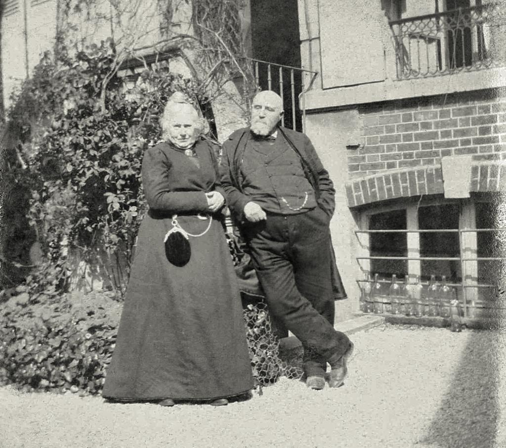Henriette et Emmanuel Fano